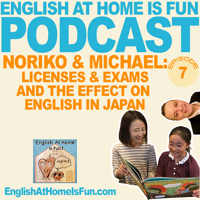 07-LICENSE-TESTING-IN-JAPAN-PODCAST-English-at-home-is-fun